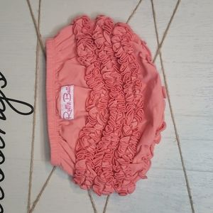Ruffle butts diaper cover